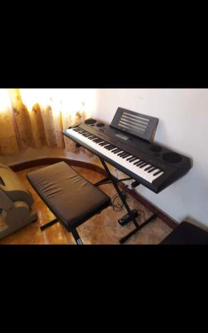 Casio wk6500 - Electronic piano on Aster Vender