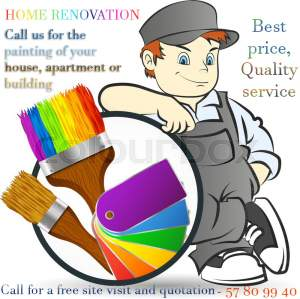 Home Renovation - Home repairs & installation on Aster Vender