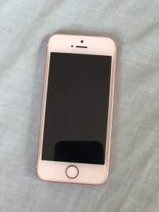 Iphone SE rosegold - iPhones on Aster Vender