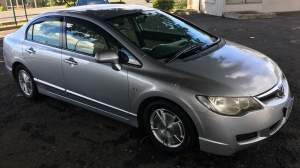 Honda Civic 2006 - Family Cars on Aster Vender