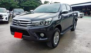 2015 – REVO 4WD 2.8G MT DOUBLE CAB DARKGREY – 7702 - Pickup trucks (4x4 & 4x2) on Aster Vender