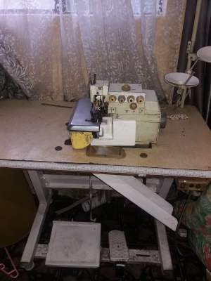 Màchine overlock - Sewing Machines on Aster Vender