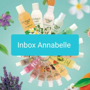 FredericM avec Annabelle  - Soap, Bath & Shower Gel on Aster Vender