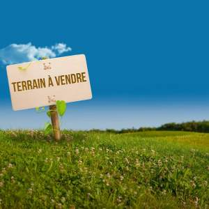 Terrain a E - Couleer - Land on Aster Vender