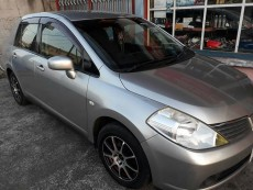 Nissan tida 07 - Family Cars on Aster Vender