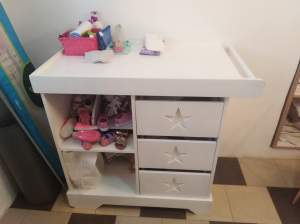 Baby Changing Table - Kids Stuff on Aster Vender