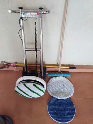 Rotary Carpet Cleaner