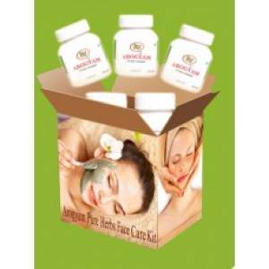 AROGYAM PURE HERBS FACE CARE KIT - Health Products on Aster Vender
