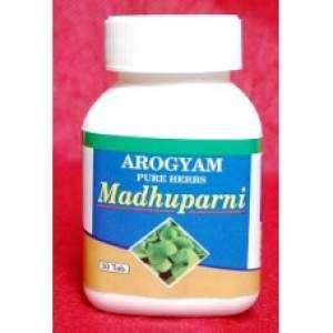 AROGYAM PURE HERBS MADHUPARNI TABLET - Health Products on Aster Vender