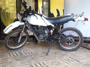 Yamaha dt50cc - Sports Bike on Aster Vender