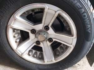 Car wheels - Spare Part on Aster Vender
