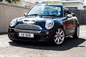 Mini Cooper S Cabrio - Sport Cars on Aster Vender