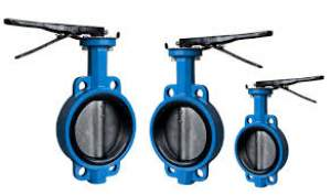 BUTTERFLY VALVES IN KOLKATA - Metal on Aster Vender