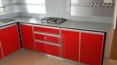 New aluminium kitchen furniture contact on 57567769 - Buffets & Sideboards on Aster Vender