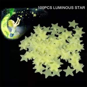 Glowing stars sticker  - Kids Stuff on Aster Vender