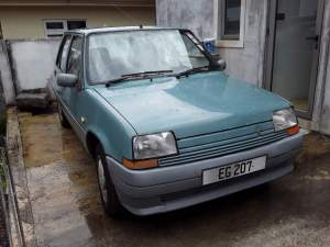 Renault 5 1990 1237cc - Compact cars on Aster Vender