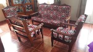 Fabric sofa set - Living room sets on Aster Vender