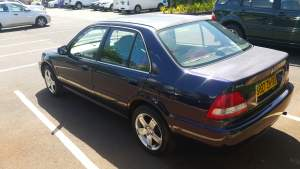 Honda City Year 2000 1500cc Car For Sale