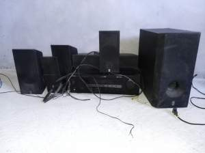 Homecinema version 5.1 - Other Musical Equipment on Aster Vender