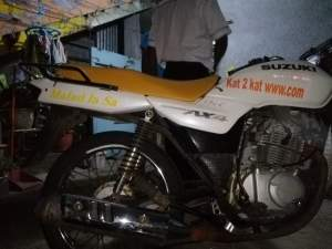 Suzuki  ax4 110cc - Roadsters on Aster Vender