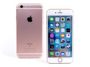 Iphone 6s Rose Gold 16GB new