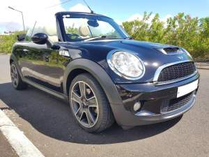 Mini Cooper S Convertible R57 - Sport Cars on Aster Vender