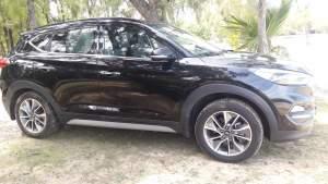 Hyundai Tucson 1.6L Turbo