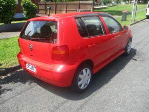 2001 volkswagen polo - Compact cars on Aster Vender