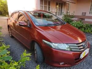 HONDA CITY New Shape YR 2010 AUTOMATIC - Family Cars on Aster Vender