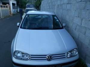 VW GOLF 4 1.9 TDI YEAR 1999
