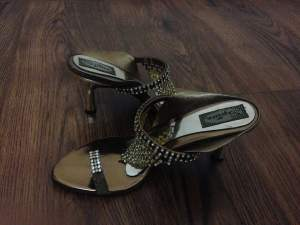 Used and New shoes  - Sandals on Aster Vender