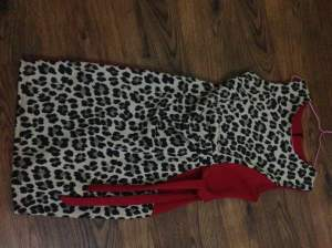 Red leopard dress from belgium - Dresses (Women) on Aster Vender