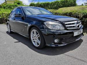 Mercedes C180 AMG - Luxury Cars on Aster Vender