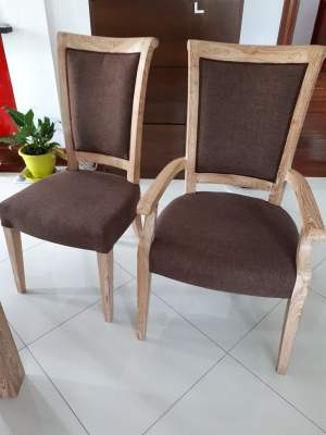 Teak Chairs - Dining Chairs on Aster Vender