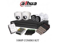 Cctv dahua 1kit 4ch - All Informatics Products on Aster Vender