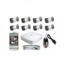 Cctv dahua 1kit 8ch - All Informatics Products on Aster Vender