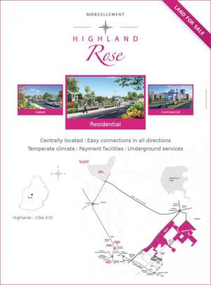 Highland Rose Land For Sale - Land on Aster Vender