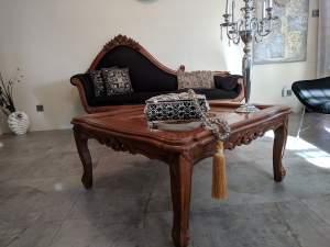 Table basse en teck - Living room sets on Aster Vender