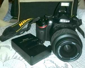 Camera Nikon D3200 for sale - All Informatics Products on Aster Vender