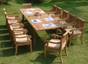 Outdoor Table Set - Garden Furniture on Aster Vender