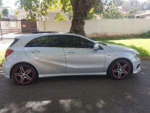 2013 Mercedes-Benz A-Class A 250 sport A/T for sale - Luxury Cars on Aster Vender