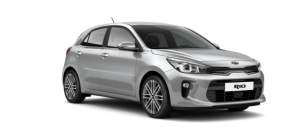 Kia Rio - Family Cars on Aster Vender
