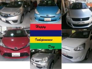 Independence sales on cars