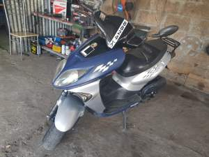 Keeway arn 125 a vendre - Scooters (above 50cc) on Aster Vender