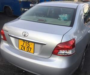 Toyota Belta, 2007 - Family Cars on Aster Vender