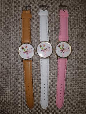 Flamingo watch - Bracelet jewelry on Aster Vender