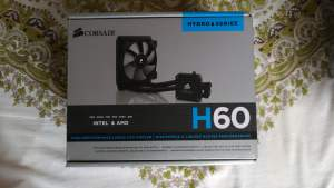 Corsair H60 Hydro LIQUID COOLER - All Informatics Products on Aster Vender