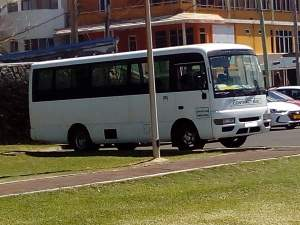 Nissan Civilian - Minibus on Aster Vender