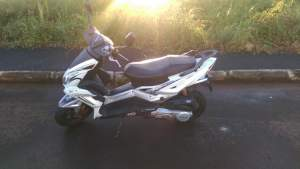 Scooter Evo Matador 125cc - Scooters (upto 50cc) on Aster Vender