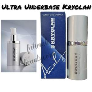 Kryolan Ultra Underbase Primer  - Face and eye primer on Aster Vender